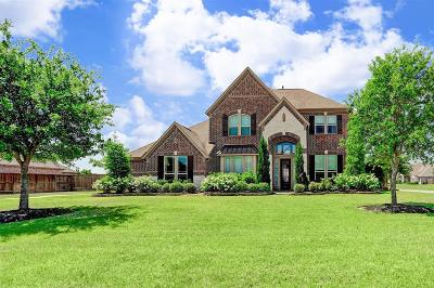 Cypress Single Family Home For Sale: 21615 Harbor Water Drive