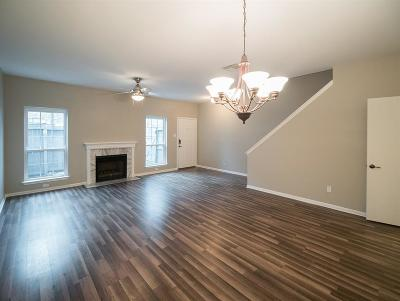 Houston Condo/Townhouse For Sale: 3006 Holly Hall Street