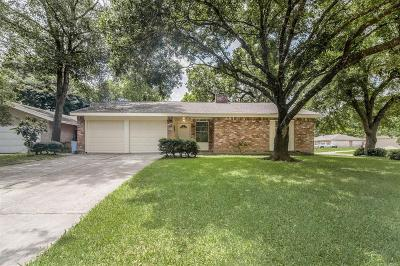 Spring Single Family Home For Sale: 4403 McCleester Drive