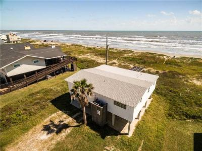 Galveston Single Family Home For Sale: 22601 Kennedy Drive