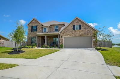 Katy Single Family Home For Sale: 5319 Gerent Lane