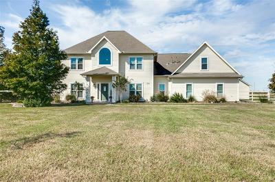 Rosharon Single Family Home For Sale: 7510 Rosedown Court