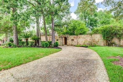 Houston Single Family Home For Sale: 10814 Cypresswood Drive