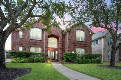 Missouri City Single Family Home For Sale: 6222 Harbour Gateway Lane