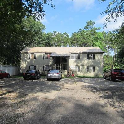 Montgomery County Multi Family Home For Sale: 2655 Fountain View Street