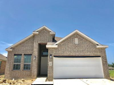 Baytown Single Family Home For Sale: 8415 Hunters Cliff Drive