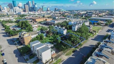 Houston Residential Lots & Land For Sale: 2606 Clay Street