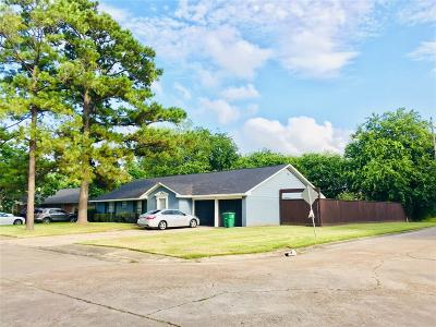 Houston Single Family Home For Sale: 4327 Brookfield Drive