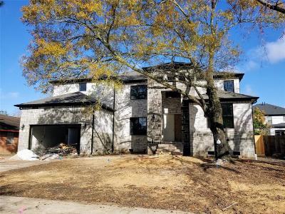 Houston Single Family Home For Sale: 5026 Darnell Street