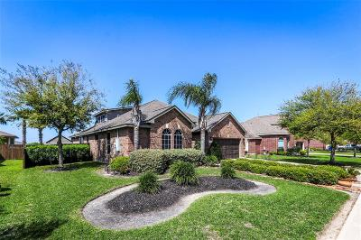 Texas City Single Family Home For Sale: 3103 Curlew Lane