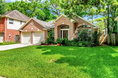 Spring Single Family Home For Sale: 9011 Cypress Square Drive
