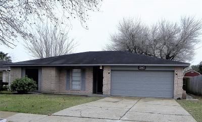 La Porte Single Family Home For Sale: 8404 Bandridge Road