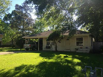 Liberty Single Family Home For Sale: 945 N Travis Street