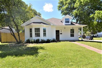 Houston Single Family Home For Sale: 4113 Ella Boulevard