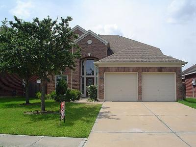 Pearland Rental For Rent: 12913 Crestwind Drive