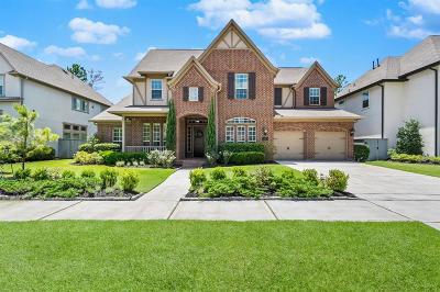 The Woodlands Single Family Home For Sale: 19 Liberty Branch Boulevard