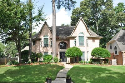 Houston Single Family Home For Sale: 1807 Misty Hill Lane