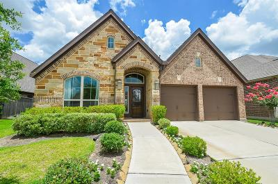 Missouri City Single Family Home For Sale: 2627 River Run Road