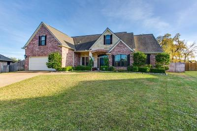 College Station Single Family Home Option Pending: 4451 Spring Meadows Court