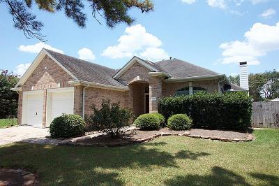 Houston TX Single Family Home For Sale: $267,500