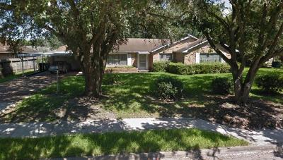 Houston Single Family Home For Sale: 5027 Briscoe Street