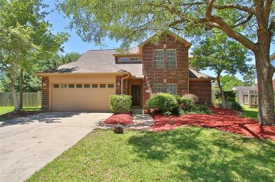 Dickinson Single Family Home For Sale: 104 Bay Creek Court