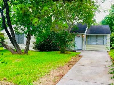 Houston Single Family Home For Sale: 8110 St Lo Road
