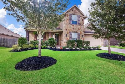 Katy Single Family Home For Sale: 5818 Green Meadows Lane