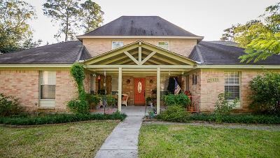 Huffman Single Family Home For Sale: 27331 Afton Way