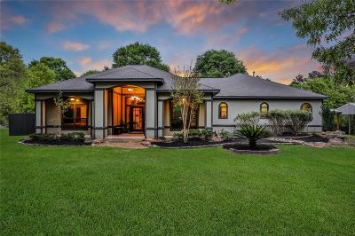 Conroe Single Family Home For Sale: 12531 McCrorey Road