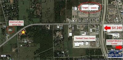 Tomball Residential Lots & Land For Sale: 00 Fm 2920 Road