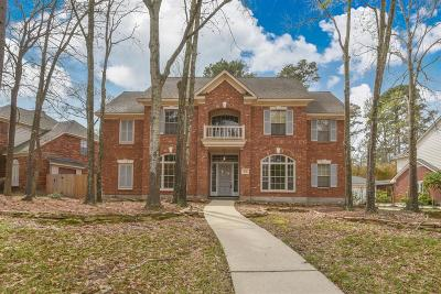The Woodlands Single Family Home For Sale: 114 Quiet Oak Circle