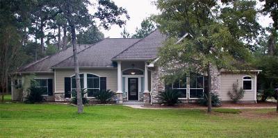 Magnolia Single Family Home For Sale: 22603 Blackgum Drive