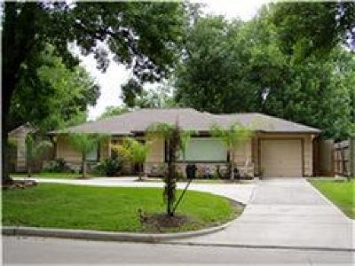 Bellaire Single Family Home For Sale: 803 Jaquet