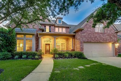 Katy Single Family Home For Sale: 23414 Trophy Lane