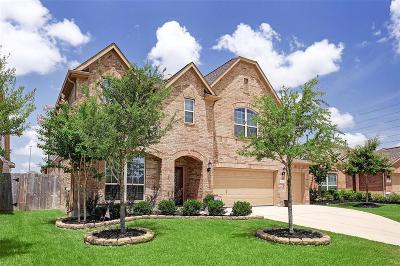 Katy Single Family Home For Sale: 3523 Hawkins Glen Lane