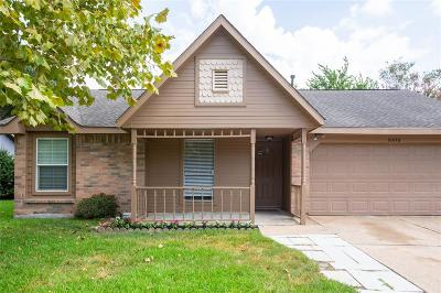 Houston Single Family Home For Sale: 10046 Ash Fork Drive