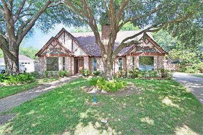 Single Family Home For Sale: 4919 Bradstone Court