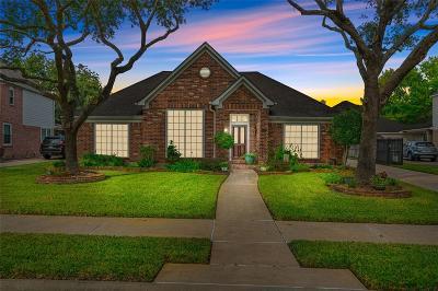 Missouri City Single Family Home For Sale: 4206 Lake Terrace Court