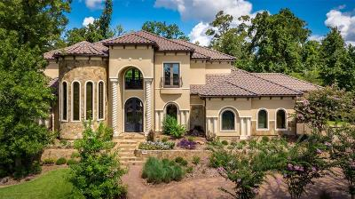 The Woodlands TX Single Family Home For Sale: $1,825,000