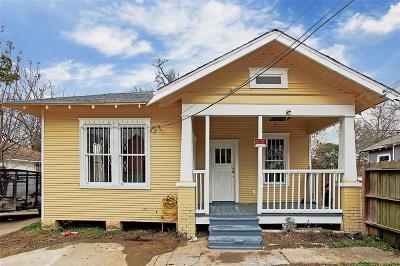 Houston Multi Family Home For Sale: 2508 Everett Street