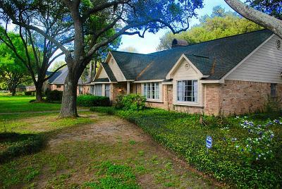 Katy Single Family Home For Sale: 3526 Katy Hockley Road