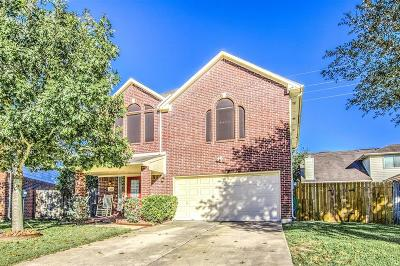 Katy Single Family Home For Sale: 3420 Jan Court
