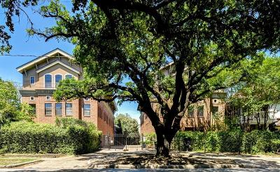 Houston Single Family Home For Sale: 332 W Alabama Street