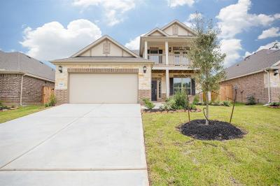 Conroe Single Family Home For Sale: 2376 Old Stone Drive