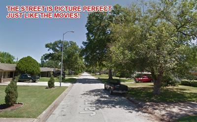 Houston TX Single Family Home For Sale: $267,750