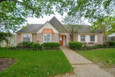 Single Family Home For Sale: 806 S Fry Road