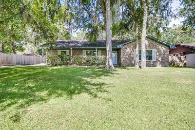 Friendswood Single Family Home For Sale: 15331 Wandering Trail