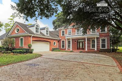 Single Family Home For Sale: 16006 Piney Links