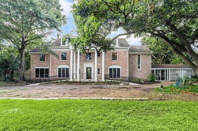 Houston Single Family Home For Sale: 4202 S Macgregor Way